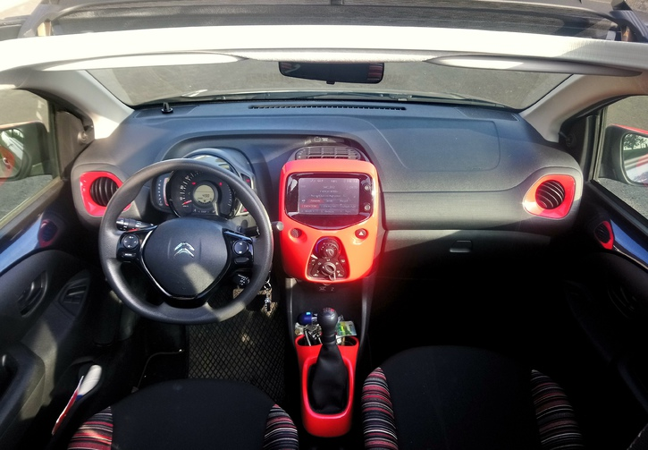 CITROEN C1 1.2 VTi Feel Edition Airscape Citroen 3