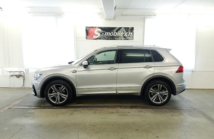 VW Tiguan 2.0 TDI Highline DSG R-LINE LED VW 1