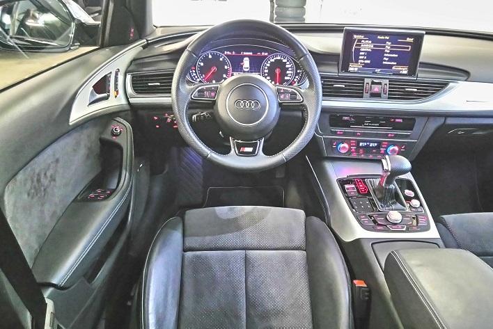 AUDI A6 Avant 3.0 BiTDI V6 quattro tiptronic Audi 3
