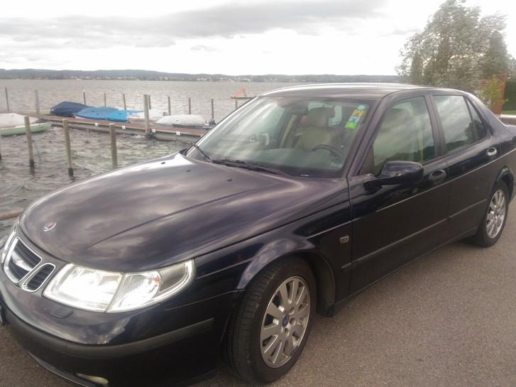 Saab 9-5 Saab 1