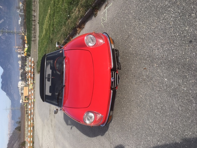 Alfa Romeo Spider Alfa Romeo 1