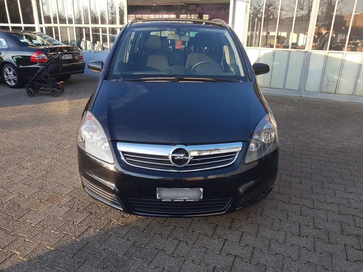 Opel Zafira B 2.2 Opel 4