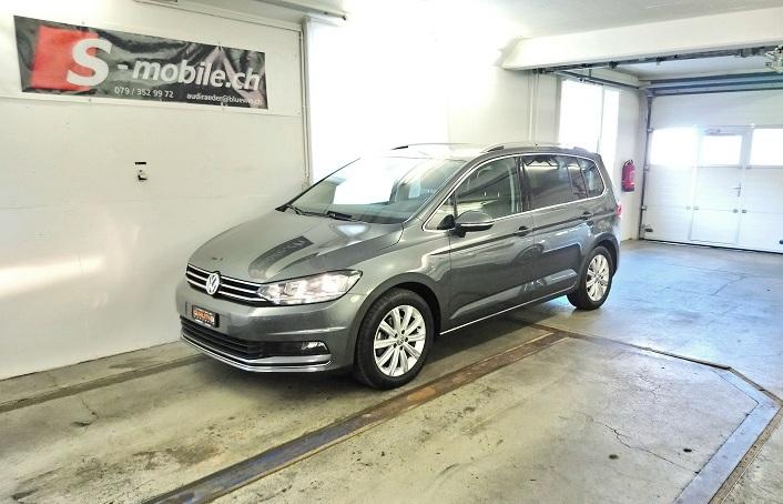 VW Touran 1.4 TSI Highline DSG, ALCANTARA, ACC, VSSP VW 2