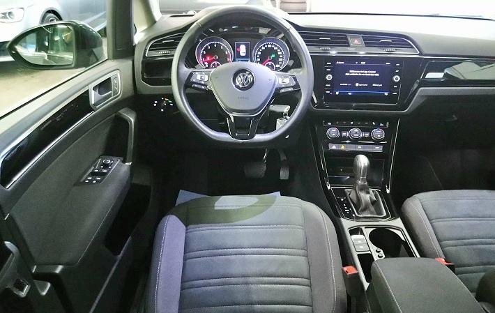 VW Touran 1.4 TSI Highline DSG, ALCANTARA, ACC, VSSP VW 3