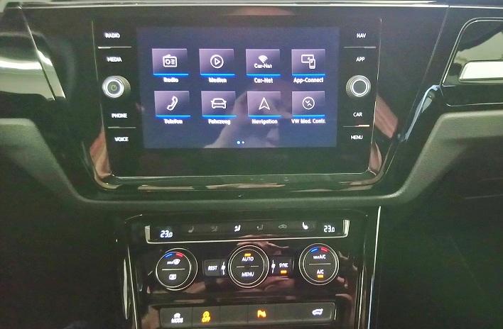 VW Touran 1.4 TSI Highline DSG, ALCANTARA, ACC, VSSP VW 4