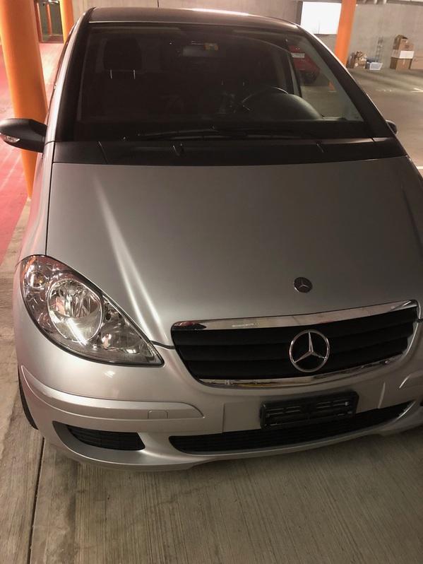 Mercedes-Benz A 170 Mercedes 1