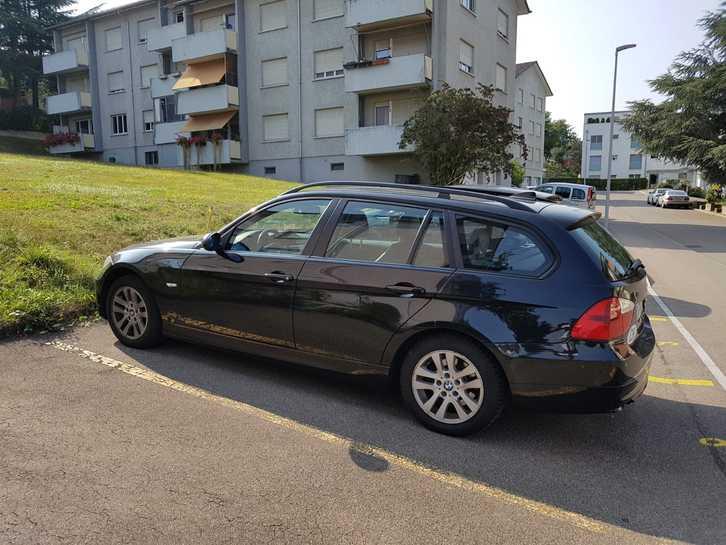 BMW 320D TOURING BMW 1