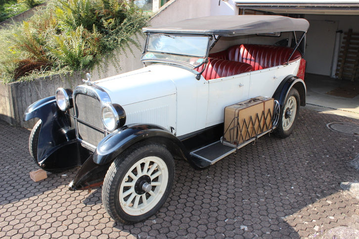 Oldtimer Dodge 1