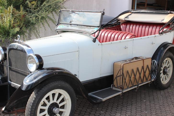Oldtimer Dodge 2