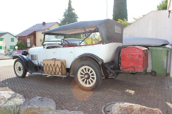 Oldtimer Dodge 3