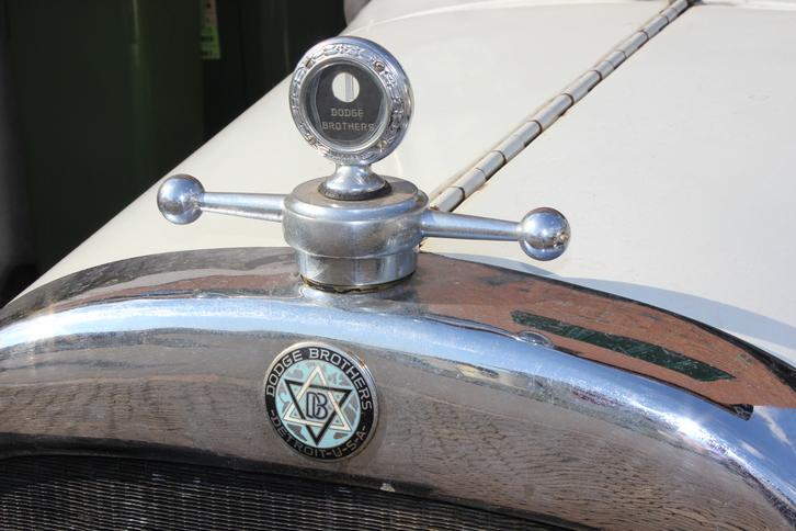 Oldtimer Dodge 4