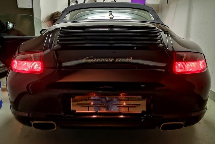 Porsche 911 carrera 4 Cabrio Automat  Porsche 1