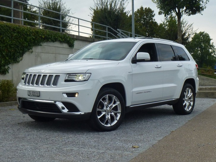 Grand Cherokee 3.0 CRD Summit Automatic Jeep 1