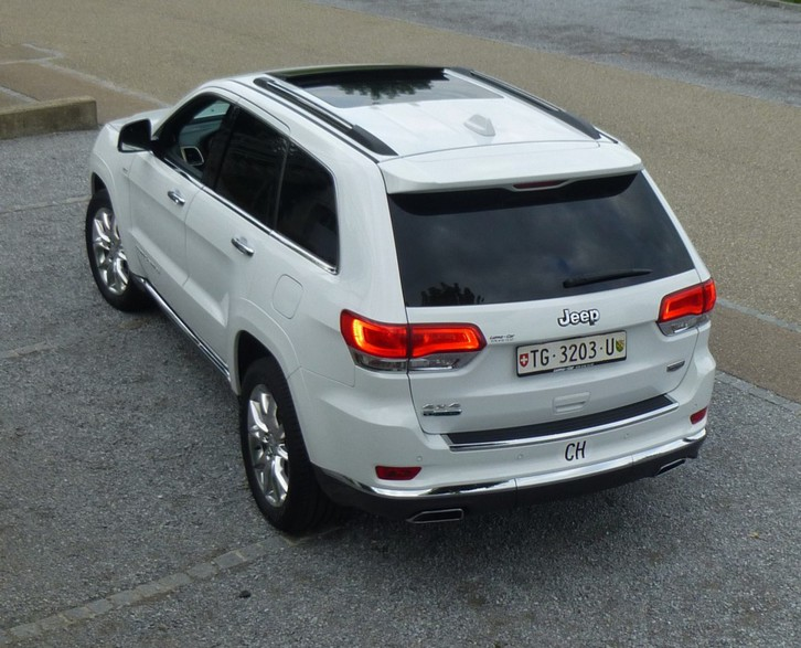 Grand Cherokee 3.0 CRD Summit Automatic Jeep 2