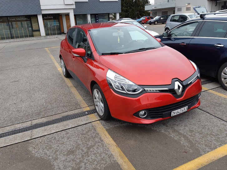 Renault Clio 1.2 V 16 Renault 1