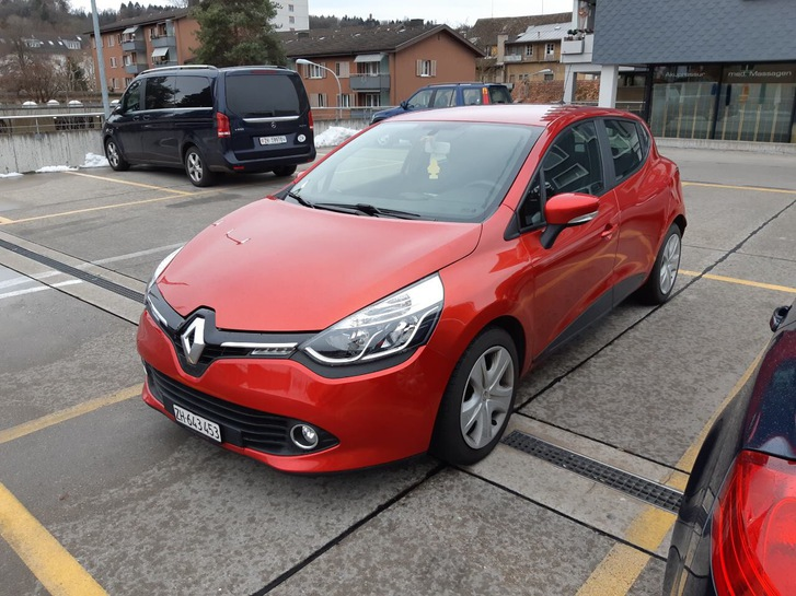 Renault Clio 1.2 V 16 Renault 2