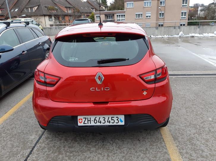 Renault Clio 1.2 V 16 Renault 3