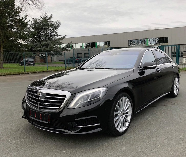 Mercedes-Benz S 500 AMG 4Matic Panorama Mercedes 1
