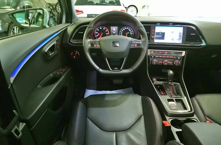 SEAT Leon ST 1.4 TSI ACT FR DSG PANORAMADACH Seat 3