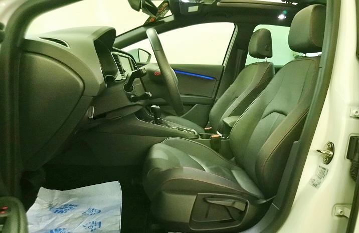 SEAT Leon ST 1.4 TSI ACT FR DSG PANORAMADACH Seat 4