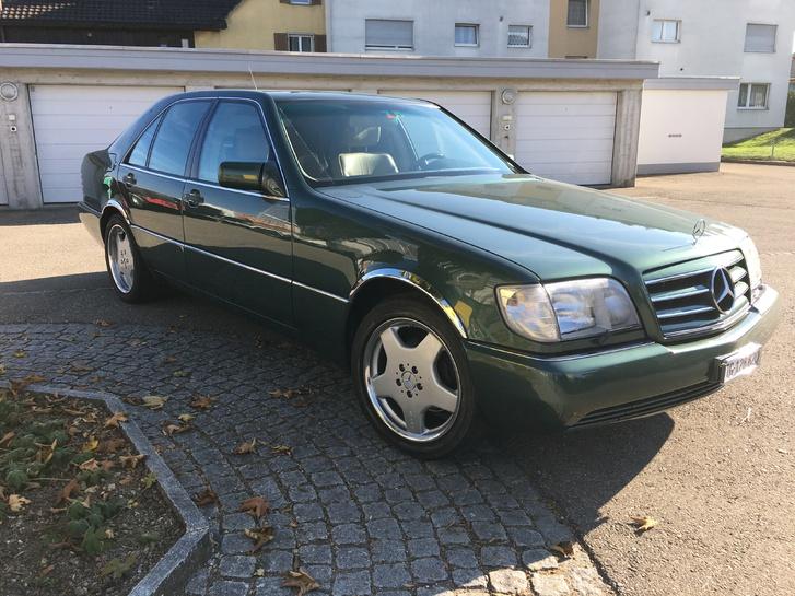 Mercedes V12 Mercedes 1