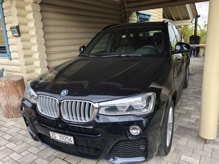 BMW X3 xDrive 35d M Sport Steptronic BMW 1