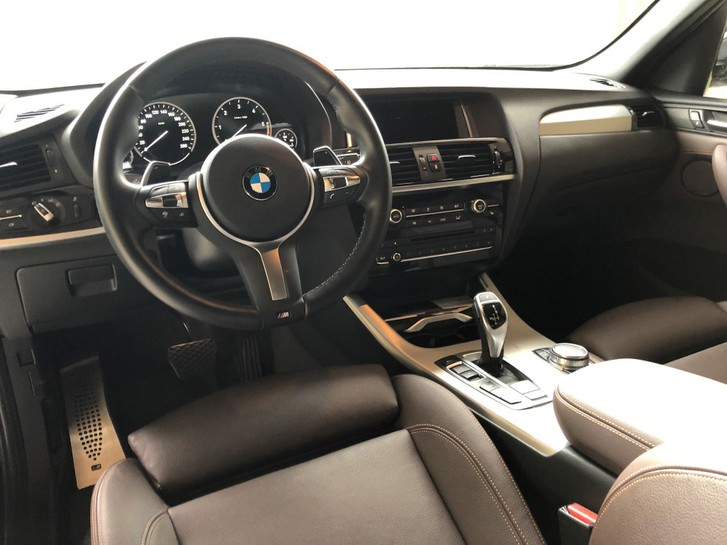BMW X3 xDrive 35d M Sport Steptronic BMW 2
