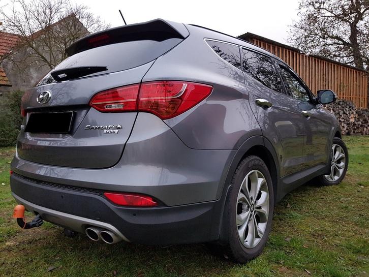 HYUNDAI Santa Fe 2.2 CRDI Vertex 4WD Automatic Hyundai 3