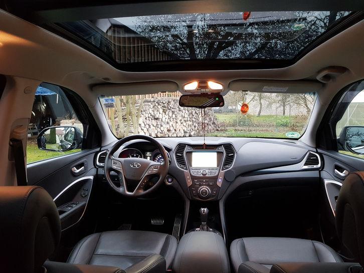 HYUNDAI Santa Fe 2.2 CRDI Vertex 4WD Automatic Hyundai 4