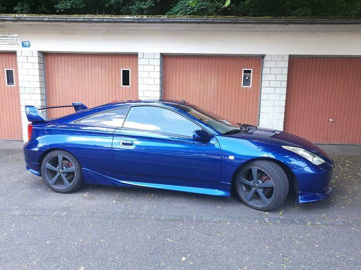 Toyota Celica Toyota 2