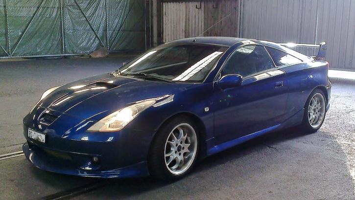Toyota Celica Toyota 4
