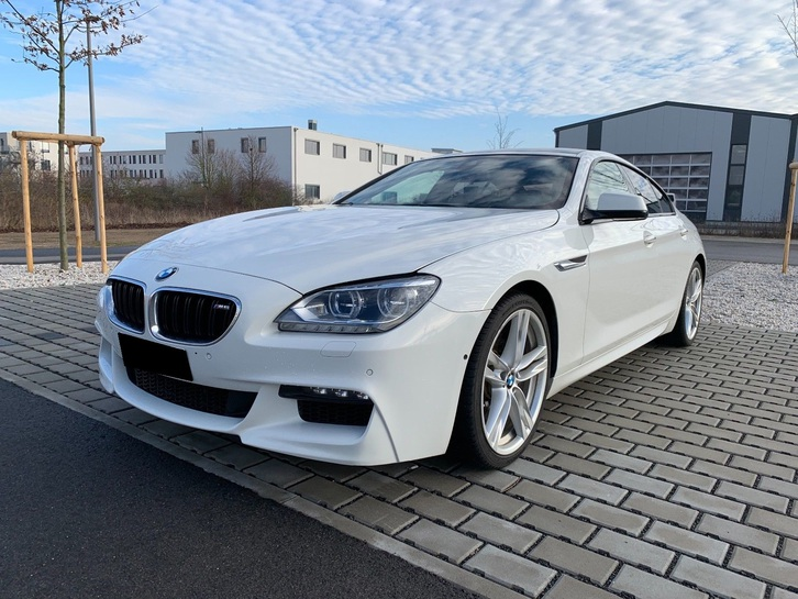 BMW 650i Gran Coupe xDrive BMW 1