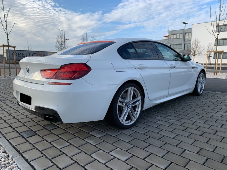 BMW 650i Gran Coupe xDrive BMW 2