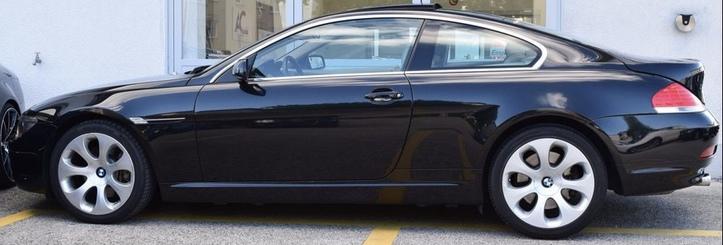 TOP BMW 645 Ci mit optimaler Sonderausstattung BMW 1