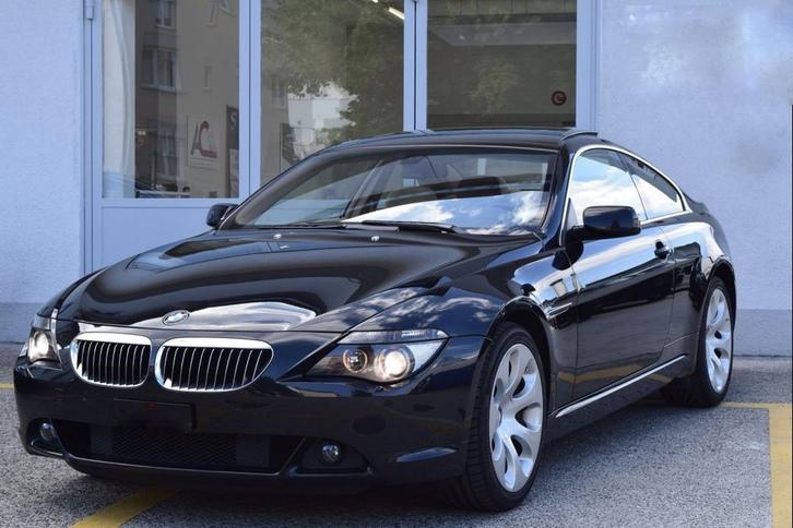 TOP BMW 645 Ci mit optimaler Sonderausstattung BMW 3