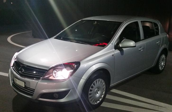 Opel Astra 1.6 16V - 115 PS - ab MFK Okt. 2018 - Klima - Tempomat Opel 2