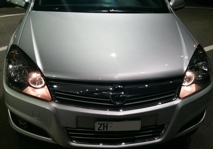 Opel Astra 1.6 16V - 115 PS - ab MFK Okt. 2018 - Klima - Tempomat Opel 3