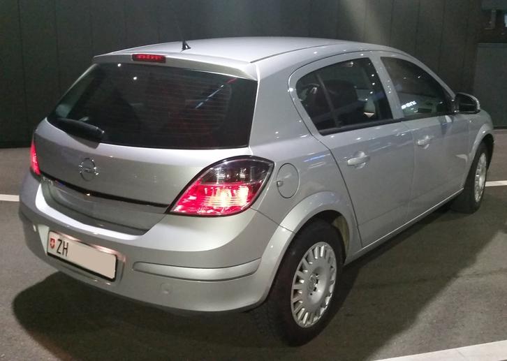 Opel Astra 1.6 16V - 115 PS - ab MFK Okt. 2018 - Klima - Tempomat Opel 4