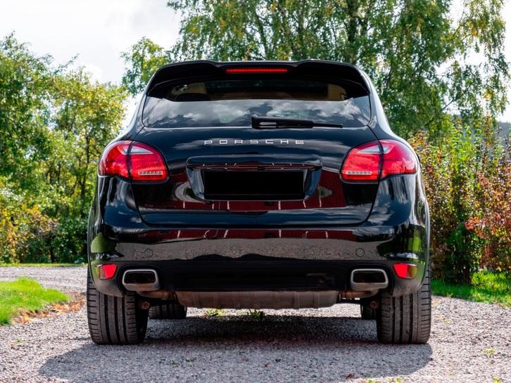 PORSCHE Cayenne Diesel Porsche 1