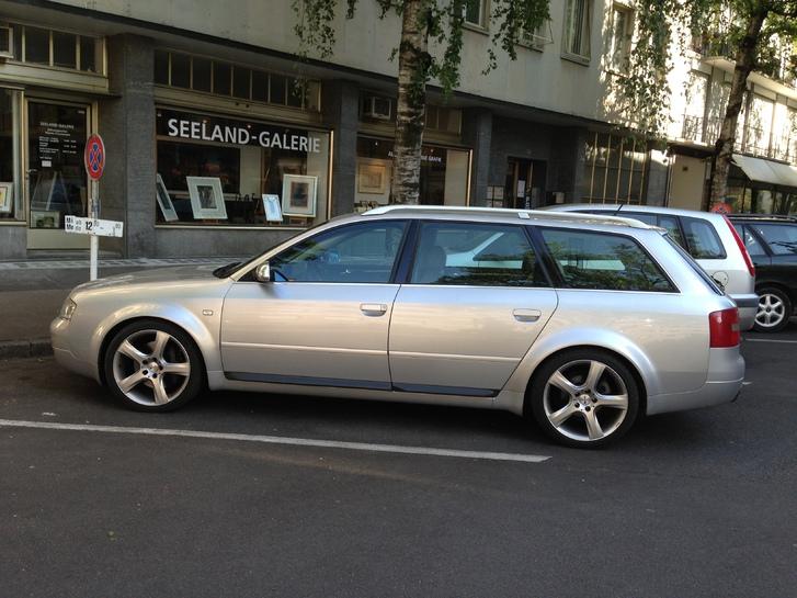Audi S6 Audi 1