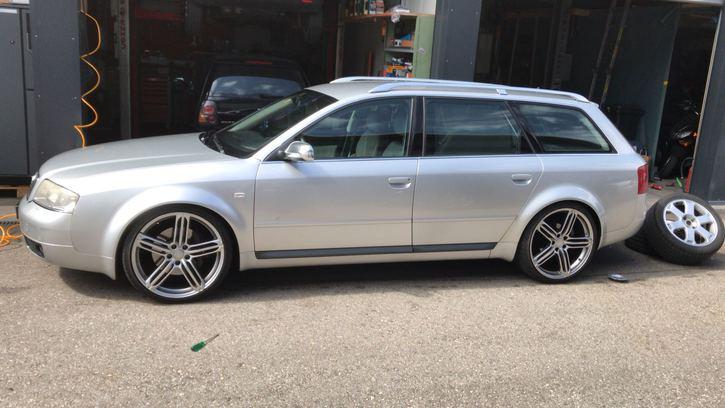 Audi S6 Audi 4