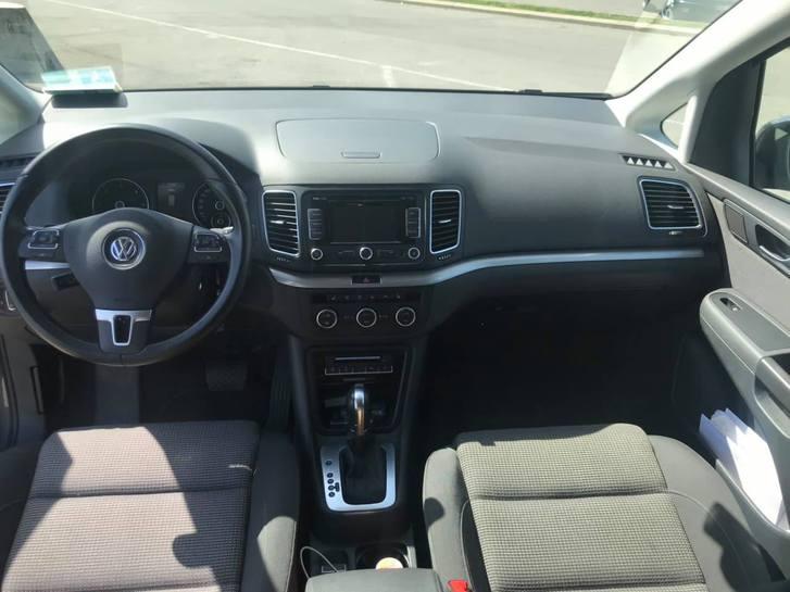 vw sharan 2.0 ps 140 automat  VW 4