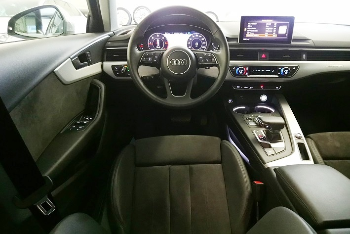 AUDI A4 Avant 2.0 TDI Sport quattro S-tronic S-Line SPORTPAKET Audi 3
