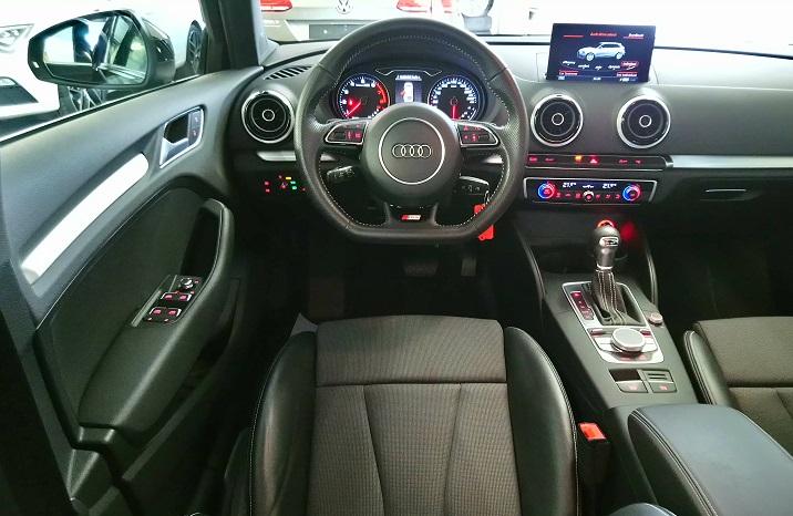 AUDI A3 Sportback 1.4 Sport S-tronic S-Line SPORTPAKET Audi 3