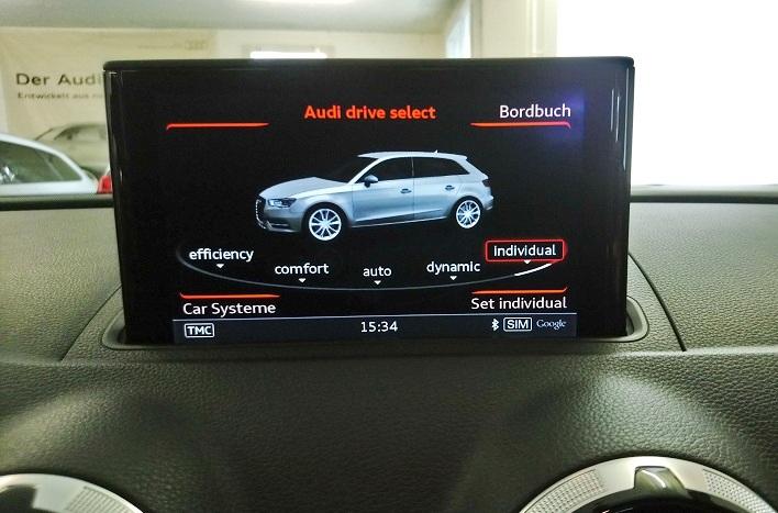AUDI A3 Sportback 1.4 Sport S-tronic S-Line SPORTPAKET Audi 4