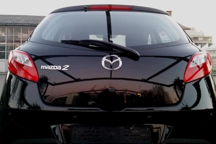 MAZDA 2 1.3i 16V Exclusive (86 PS) Mazda 2