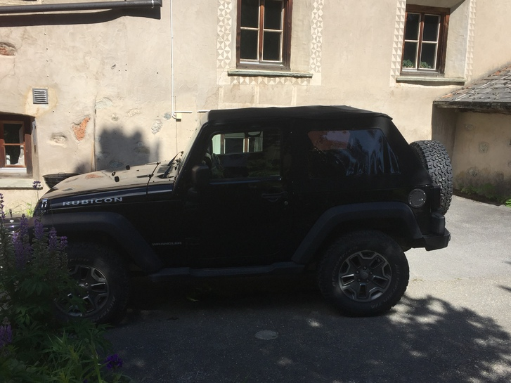 Jeep Wrangler Rubicon Jeep 2