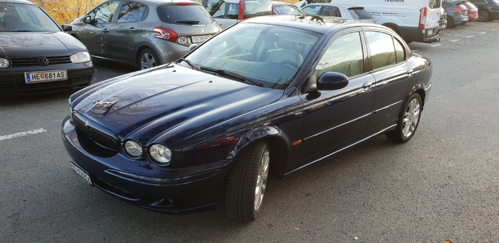 Jaguar X Type 3.0 V6  Jaguar 1