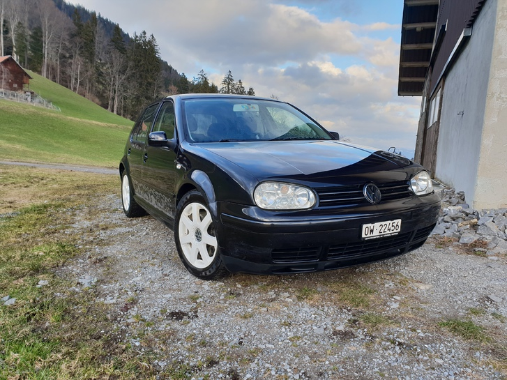 VW Golf IV 2.8 V6 4motion VW 1