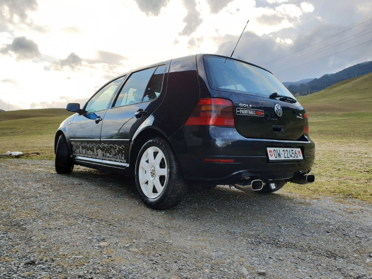 VW Golf IV 2.8 V6 4motion VW 3